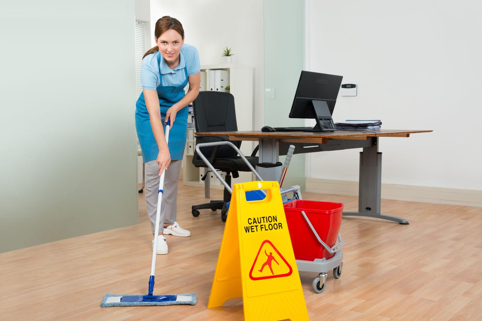Profesionales limpieza de oficinas en Madrid