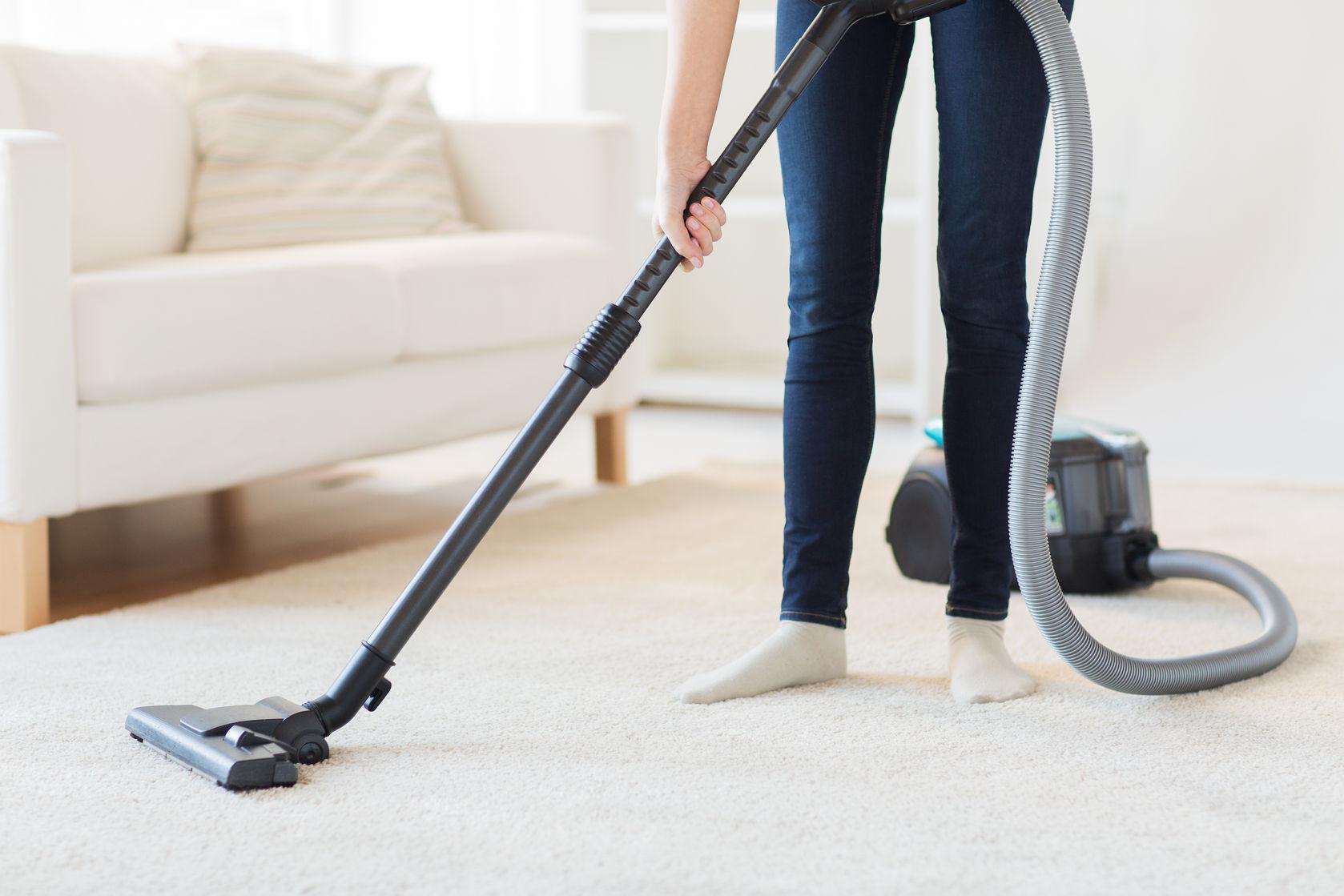 Cómo hacer limpieza de moquetas