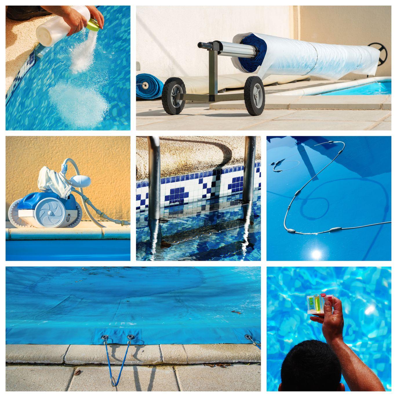 Empresa de mantenimiento de piscinas en Madrid